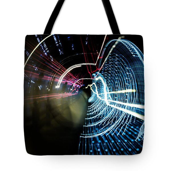 Vortex Tote Bag by Micah Goff