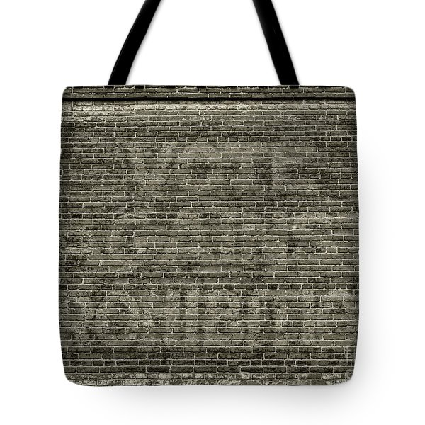 Tote Bag featuring the photograph Vote Against Prohibition 1 by Paul Ward