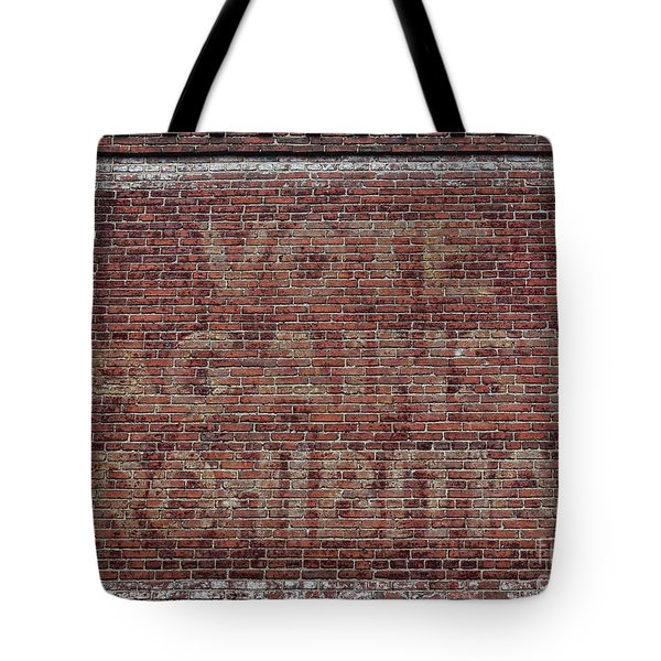 Tote Bag featuring the photograph Vote Against Prohibition 2 by Paul Ward