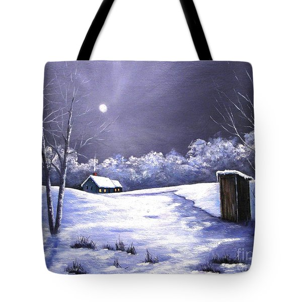Voting Booth Tote Bag