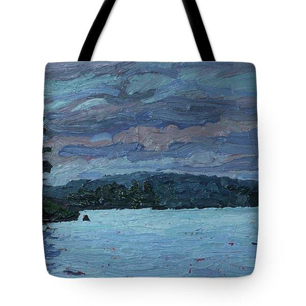 Voyageur Highway Tote Bag