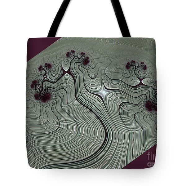 Vrksasana Tote Bag