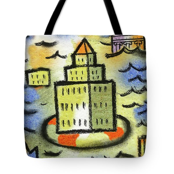 Vulnerability Tote Bag