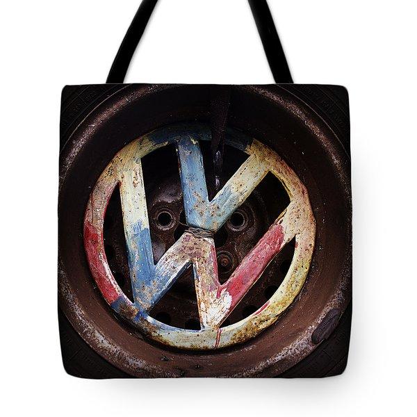 VW Tote Bag by Joseph Skompski