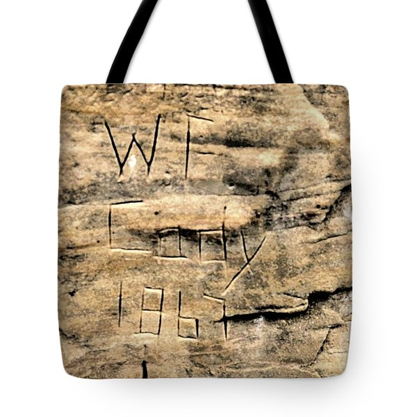 W F Cody Tote Bag by Jon Burch Photography