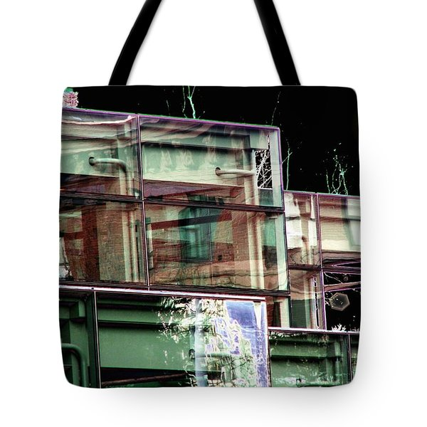 Wa State Convention And Trade Center Tote Bag by Tim Allen