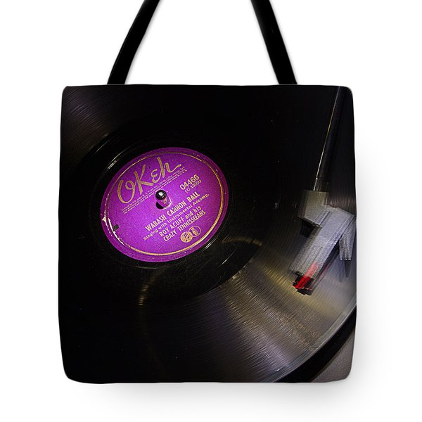 Wabash Cannon Ball Tote Bag