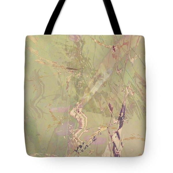 Wabi Sabi Ikebana Revisited Shabby 1 Tote Bag