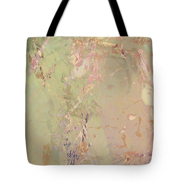 Wabi Sabi Ikebana Romantic Fall Tote Bag