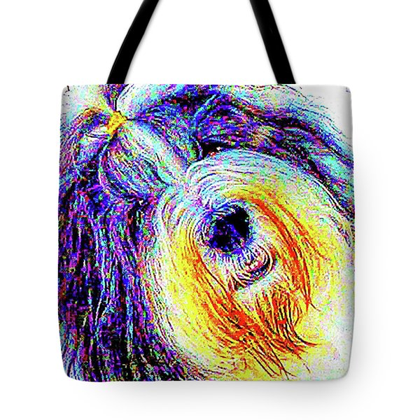 Wade Tote Bag by Alene Sirott-Cope