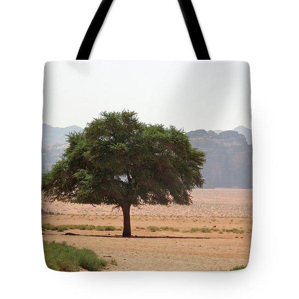 Wadi Rum Tote Bag