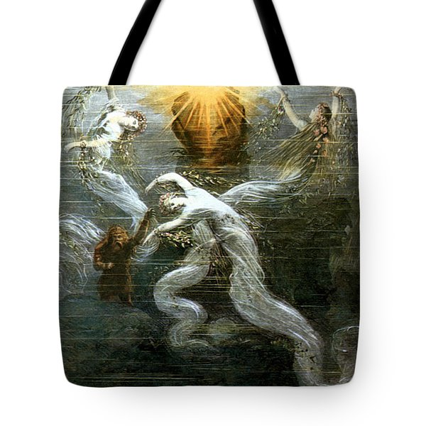 Wagner: Das Rheingold Tote Bag by Granger