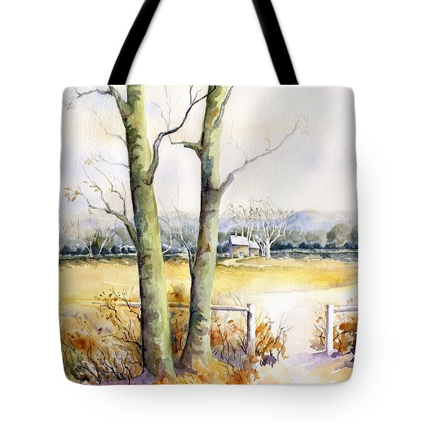 Wagner's Farm Tote Bag