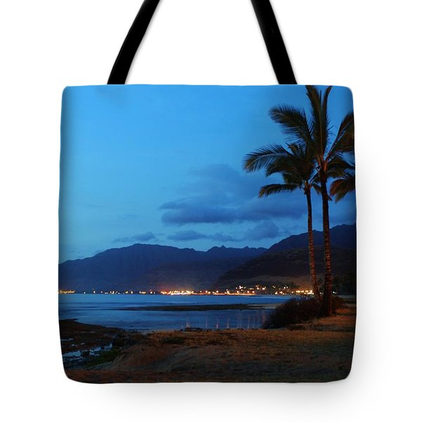 Waianae Night Tote Bag