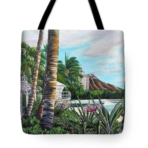 Waikiki Tote Bag