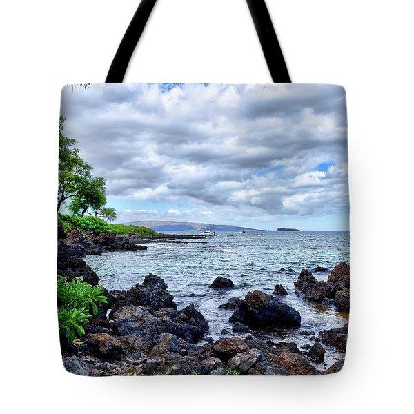 Wailea Beach Tote Bag