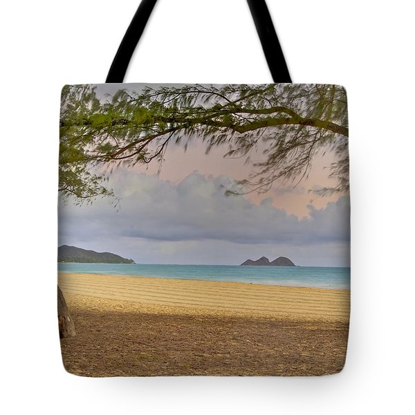 Waimanalo Beach Tote Bag
