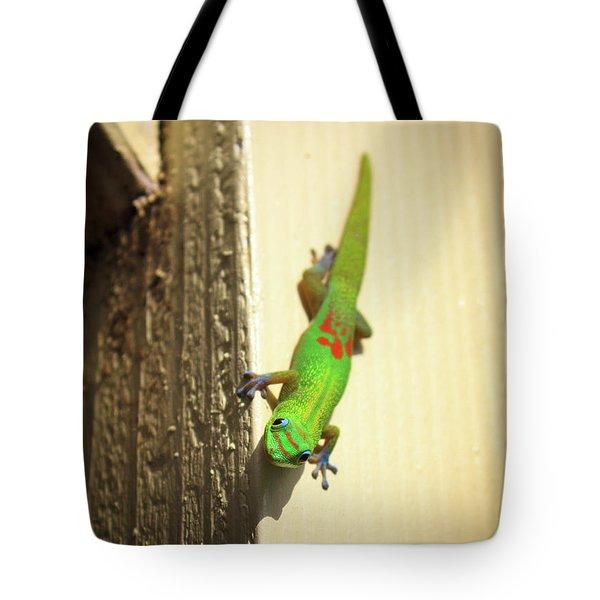 Waimea Gecko Tote Bag
