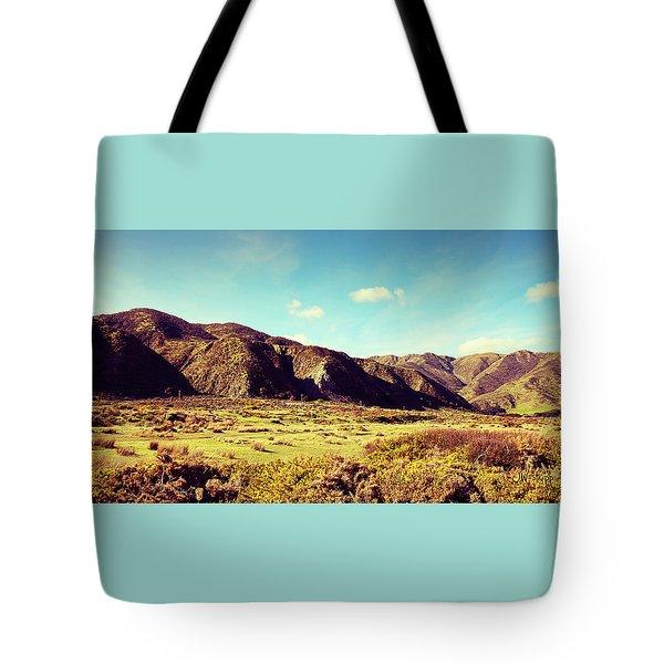 Wainui Hills Tote Bag