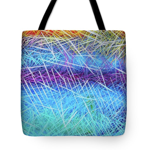 Wait By The River Tote Bag