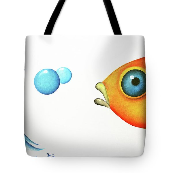 Wait Up  Tote Bag by Oiyee At Oystudio