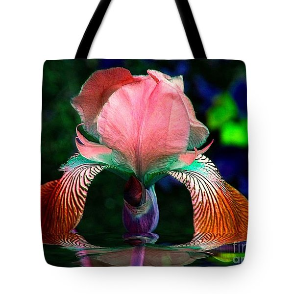 Waiting Tote Bag by Elfriede Fulda