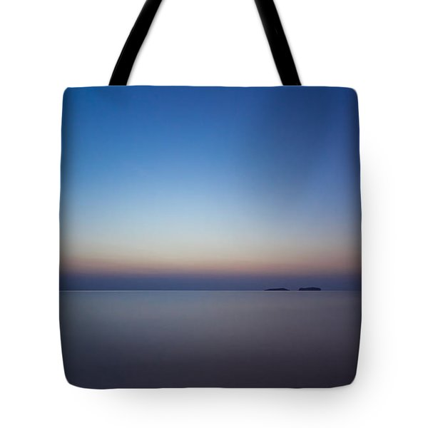 Waiting For A New Day Tote Bag by Andreas Levi