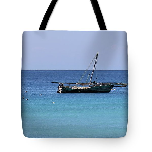 Waiting For Adventure Tote Bag