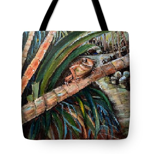 Waiting For Dinner 1 Tote Bag
