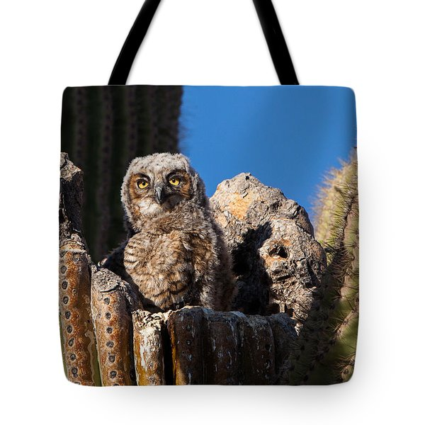 Waiting For Mom Tote Bag