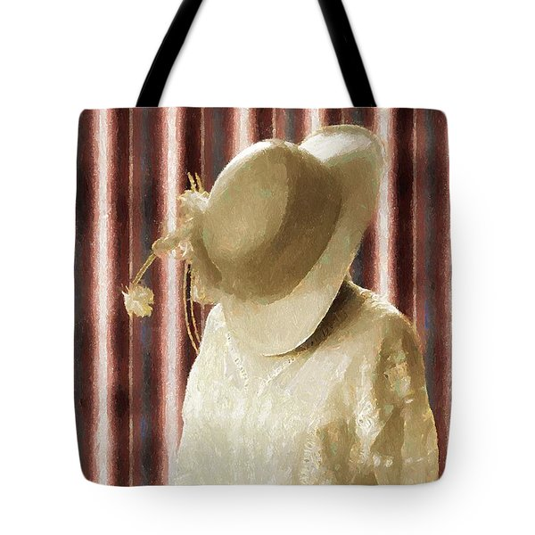 Waiting For Mr. Right Tote Bag by RC deWinter