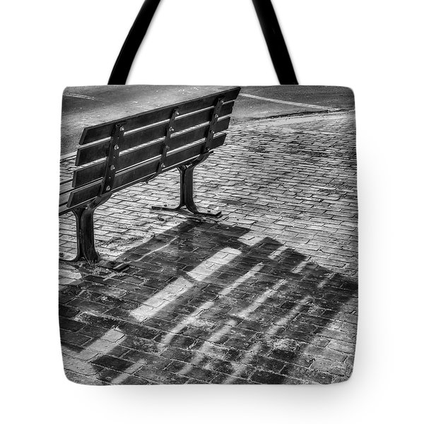 Waiting For Proposal Tote Bag by Richard Bean