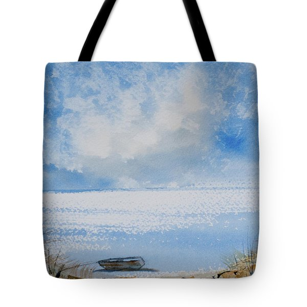 Waiting For Sailor's Return Tote Bag
