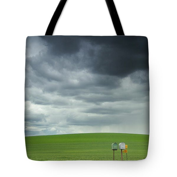 Waiting For Something Tote Bag