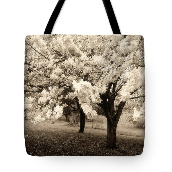 Waiting For Sunday - Holmdel Park Tote Bag