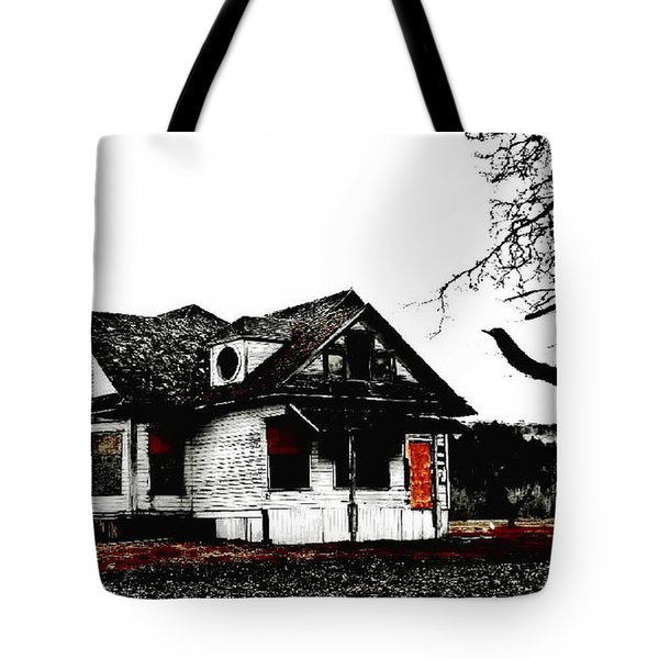Waiting For The Light Tote Bag by Sadie Reneau
