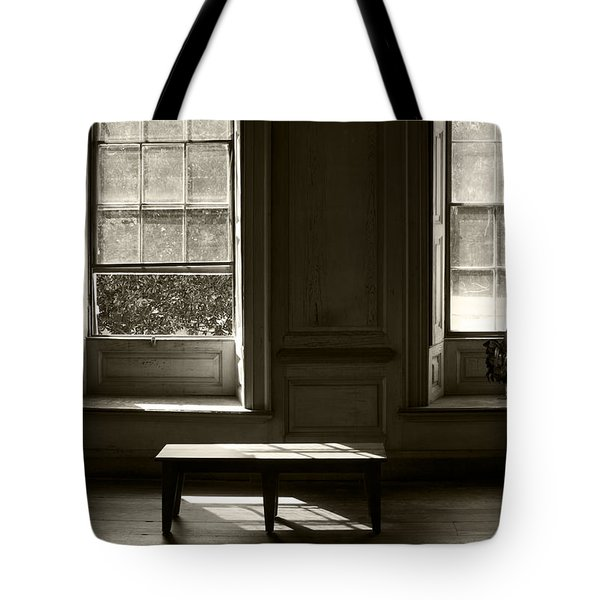 Waiting For The Master Tote Bag by Ron Jones