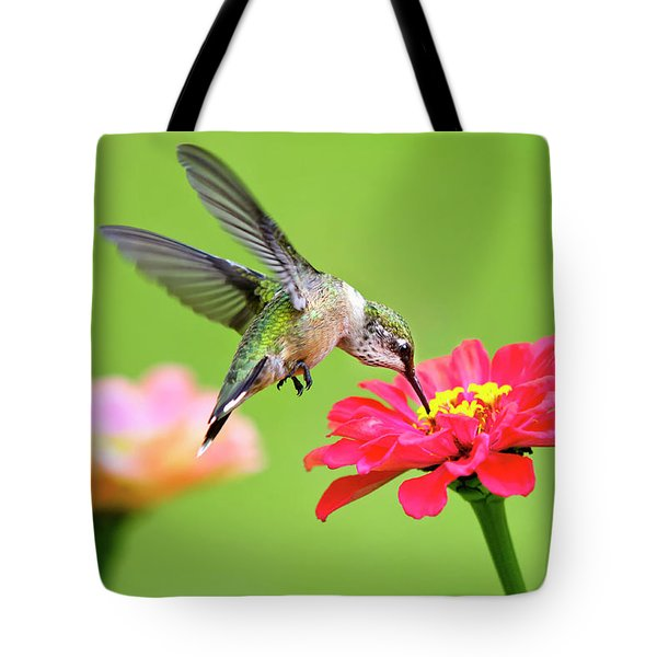 Tote Bag featuring the photograph Waiting In The Wings by Christina Rollo