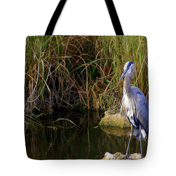 Waiting Tote Bag by Marty Koch