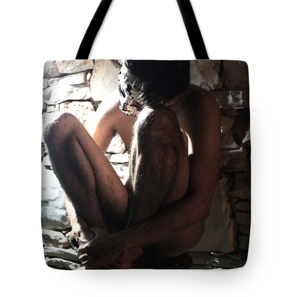 Waiting My Turn Tote Bag