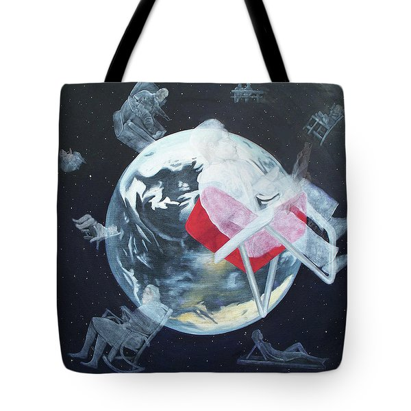 Waiting To Be Reincarnated Tote Bag