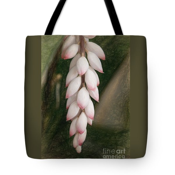 Waiting To Bloom Tote Bag