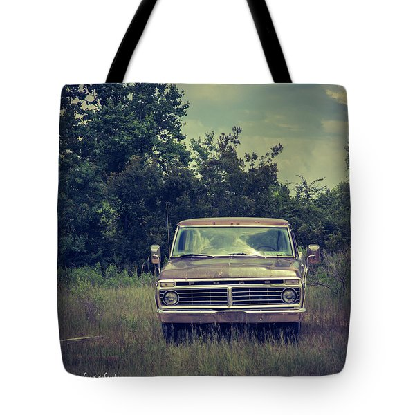 Waiting To Die Tote Bag by Stefanie Silva
