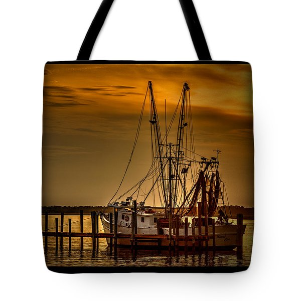 Waiting To Go Tote Bag