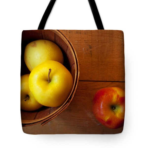 Waiting Tote Bag by Toni Hopper