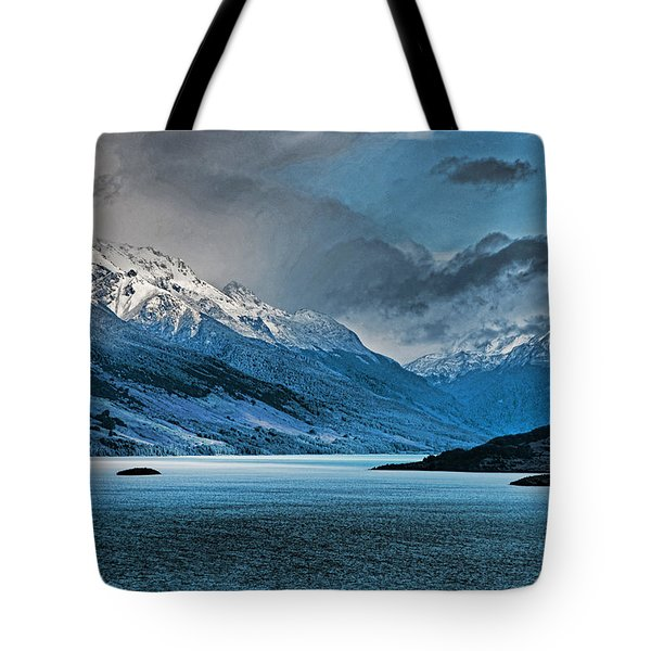 Wakatipu Lake Tote Bag