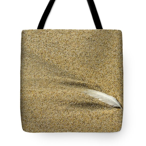 Wake Of A Feather Tote Bag