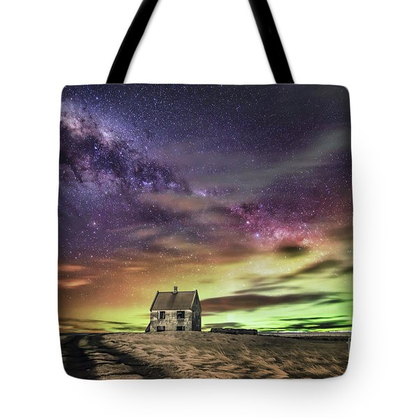 Wake Up And Start To Dream Tote Bag