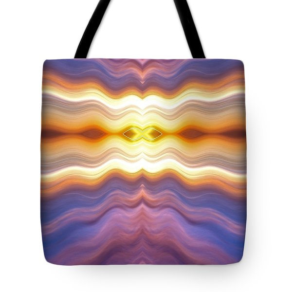 Waking To A New Dawn Tote Bag