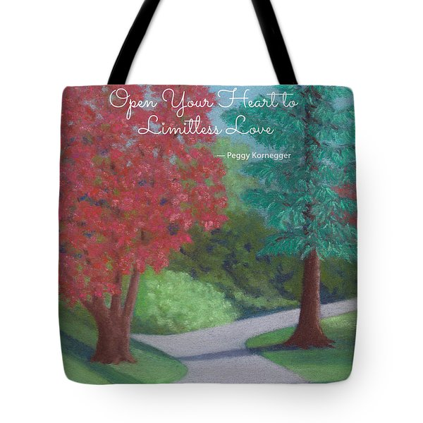 Waking Up - With Quote Tote Bag